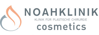 Website der Noahklinik cosmetics