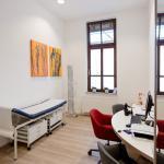 Behandlungsraum des Kosmetikstudio Kassel