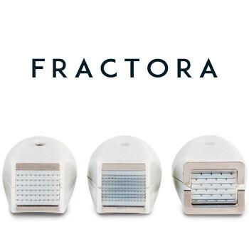 Fractora Behandlungsgerät für straffe Haut